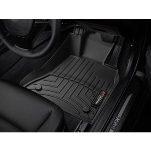 BMW 5シリーズ F10(セダン)/F11(ツーリング)右ハンドル車 フロアマット/フロアライナー(フロント)(ブラック) apdirect