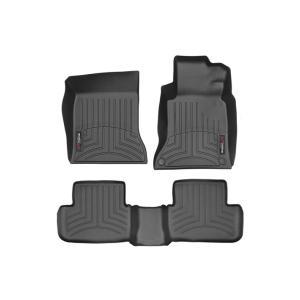 MERCEDES BENZ(メルセデス ベンツ) CLAクラス C117(2014〜2018年)右ハンドル車 AT車用 フロアマット/フロアライナー(フロント&リア)(ブラック)|apdirect