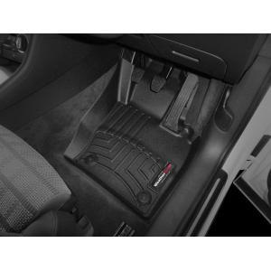 Audi(アウディ) Q3(8U)  右ハンドル車 フロアマット/フロアライナー(フロント&リア)(ブラック)|apdirect
