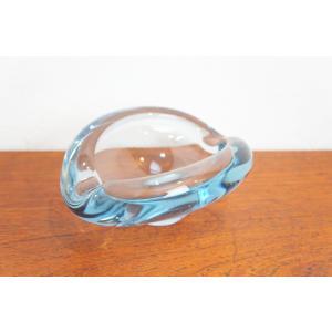 ホルムガード Holmegaard アッシュトレイ 灰皿 Per Lutken ペル・ルッケン ガラス デンマーク|apetera