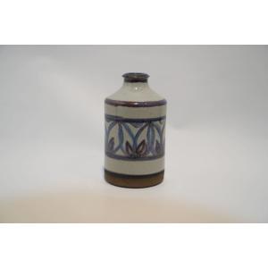 フラワーベース / デンマーク/陶器/ handpaint/bornholm / Nis Stougaard apetera
