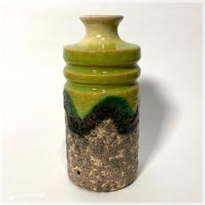 フラワーベース / Fatlava / ドイツ/花瓶/ミッドセンチュリー/陶器 apetera