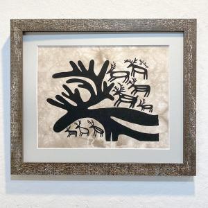 アートフレーム / Ren tll  hoger / Heidi Lange / Sweden apetera