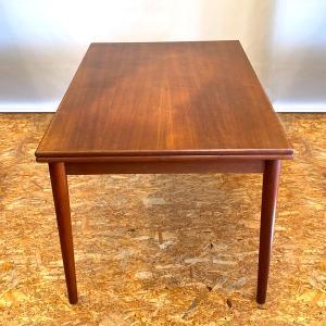 ダイニングテーブル / ヴィンテージ / エクステンション付き / チーク / 北欧家具 / Denmark/北欧インテリア/北欧ヴィンテージ|apetera