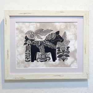 アートフレーム / DALAHOURSE / Heidi Lange / Sweden apetera