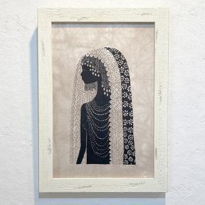 アートフレーム / Watamu Bride / Heidi Lange / Sweden apetera
