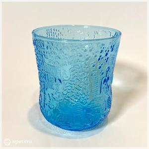 グラス / ライトブルー / FAUNA / NUUTAJARVI / OIVA TOIKKA / Finland|apetera