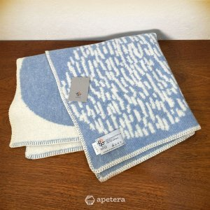 ハーフブランケット/北欧/Barker Textile/100%ピュアニューウール|apetera