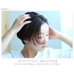 アウトバス トリートメント 洗い流さない ハリコシ ツヤ 保湿 心髪 ボタニカル ベースミスト ブロー|apishmono|09