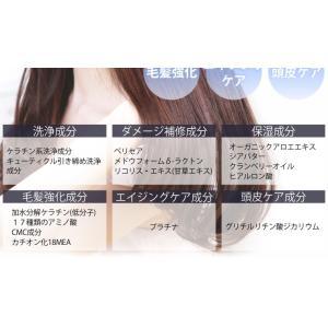 シャンプー 美容室 専売品 CUTECH MICRO FORM CLEANSING SERUM キューテック マイクロフォーム クレンジングセラム 450ml|apishmono|09