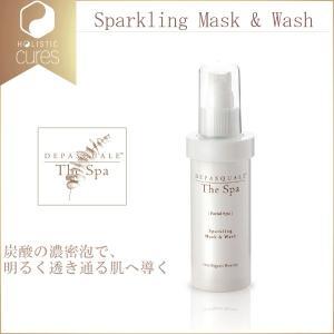 デパスカルザスパ スパークリングマスク&ウォッシュ  DEPASQUALE  The Spa Sparkling Mask &Wash|apishmono