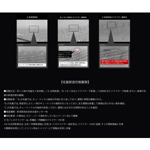 【メーカー保証1年】ドライヤー 大風量 速乾 業務用 ホリスティックキュアドライヤー クレイツ HOLISTIC CURE DRYER CREATE 送料無料 CCID-P01B|apishmono|11