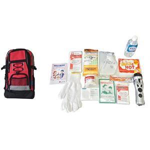 災害時帰宅時命を守る救急セットB 1セット|aplanet