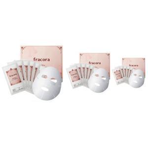 フラコラ WHITE'st プラセンタ 潤白マスク(8枚入) 3個|aplanet