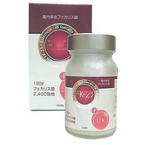 腸内常在フェカリス菌FK‐23(180粒) 1瓶 aplanet