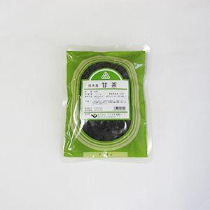 歯周病の予防・口臭予防・婦人病や夏バテにもおすすめです   甘茶 原形(100g)|aplanet