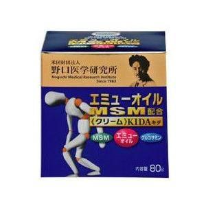 塗るグルコサミン  キダ(80g)|aplanet