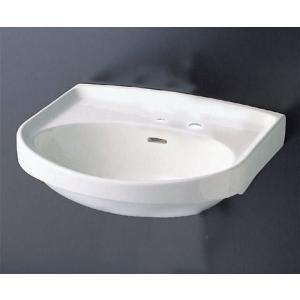 TOTO壁掛式洗面器水栓取付穴タイプ'Gタイプ'L250A洗面器のみの販売になります aplus-store