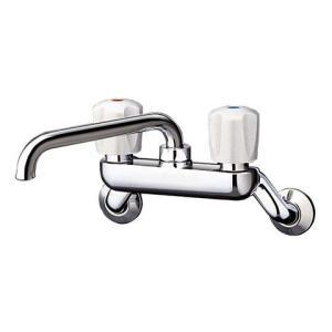 TOTO 壁付 2ハンドル混合水栓(断熱キャップなし) T20A aplus-store