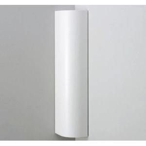 TOTO コーナー収納キャビネット カラー:ホワイト(スリム露出タイプ)UGW180#NW1|aplus-store