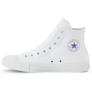 CONVERSE LIMITED ALL STAR 100 SLIP M HI 1CK811 コンバース オールスター100  スリップ M ハイ ホワイト 100周年限定モデル メンズスニーカー ハイカット|aply-shoes