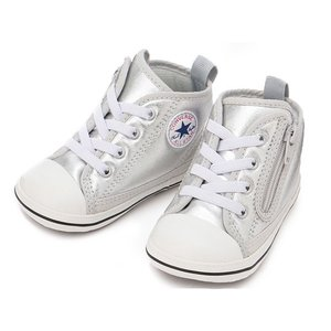 CONVERSE BABY ALL STAR N SILVE...