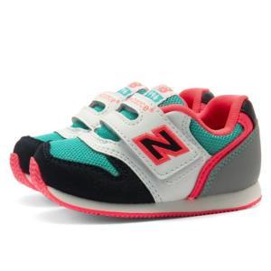 newbalance FS996 DMI ダークグレー/ミント ニューバランス ベビーシューズ ベビー靴