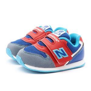 newbalance FS996 GRI グレー/レッド ニューバランス ベビーシューズ ベビー靴 子供靴 ベビースニーカー