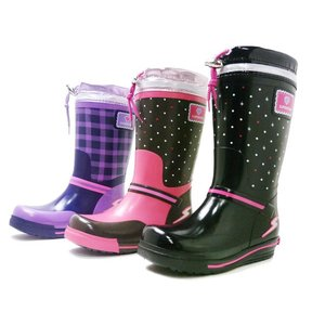 SUPERSTAR SS J68R スーパースター バネのチカラ ウインターブーツ 防水 防寒 ブーツ 女の子 レインブーツ 子供用 ジュニア・キッズ ブーツ 長靴|aply-shoes