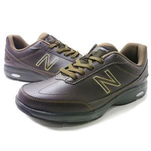 newbalance MW685 4E BR2 ブラウン ニューバランス ウォーキングシューズ メンズ スニーカー 紳士靴|aply-shoes