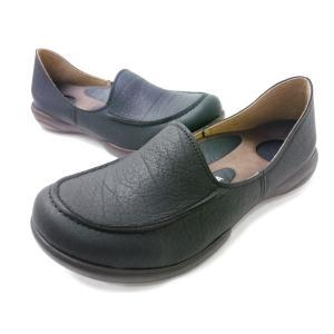 Re:getA リゲッタ R-302 ブラック ローファー・ドライビングシューズ 3E EEE R302 レディース レディースシューズ 婦人靴|aply-shoes