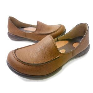 Re:getA リゲッタ R-302 キャメル ローファー・ドライビングシューズ 3E EEE R302 レディース レディースシューズ 婦人靴|aply-shoes