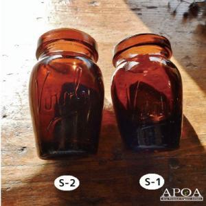 オブジェ 置物 Vilol (イギリス製) アンティーク ボトル Sサイズ|apoa