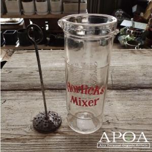 コップ、グラス Horlicks ホーリック ミキシンググラス S|apoa