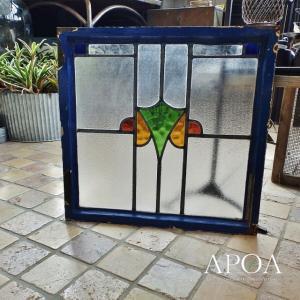 オブジェ、置き物 アンティーク ステンドグラス016|apoa