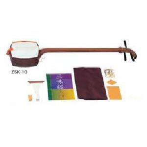 全音 三味線特製セット(長唄用) ZSK-10 NO.5084400 【ZENON ゼンオン】の画像