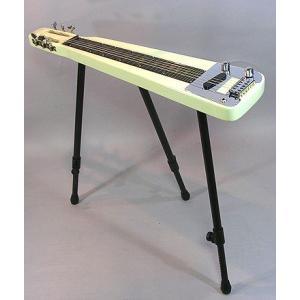 ハワイアン スチールギター Artisan EA-3 アイボリー アーチザン スティールギター apollon