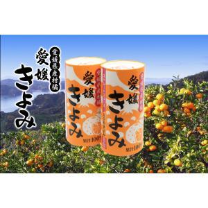 愛工房 愛媛きよみストレートジュース 果汁100% 125ml×30本セット ケース販売 apotheke