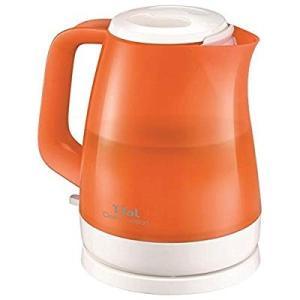 ティファール(T-FAL) 電気ケトル 1.5L オレンジデルフィニヴィジョン KO151OJP