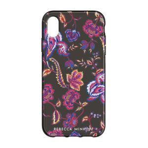 Rebecca Minkoff Be Flexible 背面ケース HYPNOTIC FLORAL iPhone XS Max(7月10日入荷予定)|appbankstore