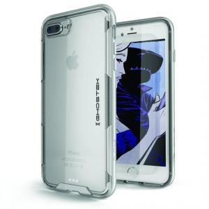 iPhone8 Plus iPhone7 Plus ケース Ghostek Cloak3 スタイリッシュなハイブリッドケース クローク3 シルバー iPhone 8 Plus/7 Plus|appbankstore