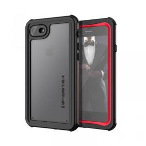 iPhone8 iPhone7 ケース カバー アイフォン8 IP68防水防塵タフネスケース ノーティカル レッド|appbankstore