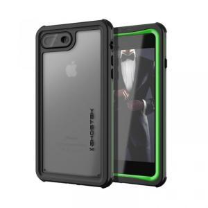 iPhone8 Plus iPhone7 Plus ケース アイフォン8プラス IP68防水防塵タフネスケース ノーティカル グリーン appbankstore