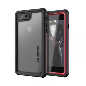 iPhone8 Plus iPhone7 Plus ケース アイフォン8プラス IP68防水防塵タフネスケース ノーティカル レッド|appbankstore