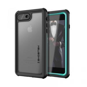 iPhone8 Plus iPhone7 Plus ケース アイフォン8プラス IP68防水防塵タフネスケース ノーティカル ティール|appbankstore