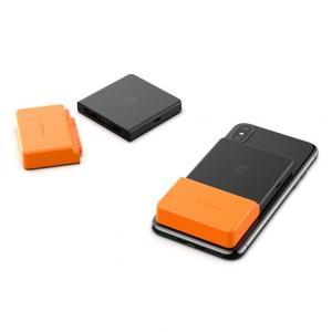 無線充電を持ち歩こう!ポップで可愛いQi対応モバイルバッテリー「Brickspower(ブリックスパ...