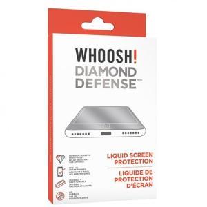 WHOOSH 液体スクリーンプロテクター DIAMOND DEFENSE LIQUID(2月下旬)|appbankstore