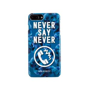 MILKBOY(ミルクボーイ)  NEVERPHONEBEARS ブルー iPhone 8 Plus/7 Plus/6s Plus/6 Plus(8月25日入荷予定)|appbankstore