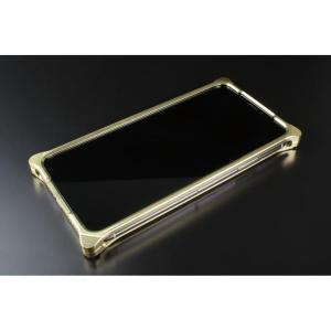 iPhoneX ケース アイフォンX ギルドデザイン ソリッドバンパー  シャンパンゴールド iPhoneX appbankstore