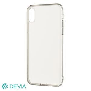 フィット感抜群 超薄型 軽量でしっかりガード ソフトケース/Naked case 2018 クリア iPhone XS Max|appbankstore